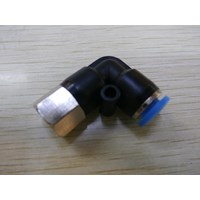 Fitting Elbow - Female Connector - PLF 10-02