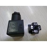 Socket plug body penutup coil - Socket kaki 4
