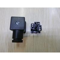 Socket plug body penutup coil - Socket kaki 3