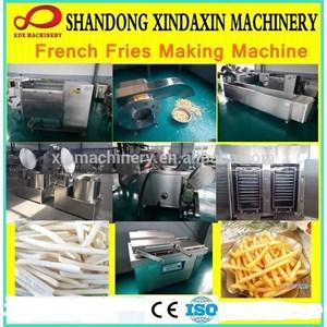Dari  Frozen french fries making machine  1