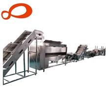 mesin produksi kentang otomatis