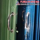 Pintu Besi Folding Gate 3