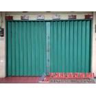 Pintu Besi Folding Gate 1