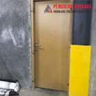 Pintu Panel Besi 3