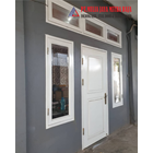 Pintu Panel Besi 5