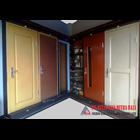 Pintu Panel Besi 1
