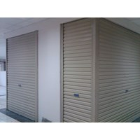 One Sheet Rolling Door