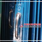 Folding Gate Standar Biru Mulia Jaya Mitra Baja 4