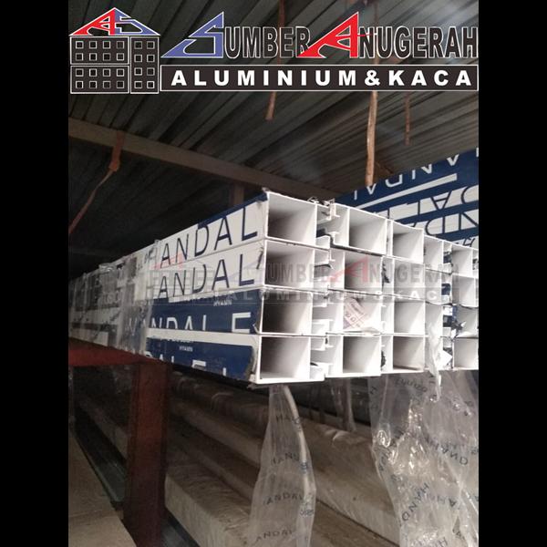 Kusen Pintu Aluminium Handal