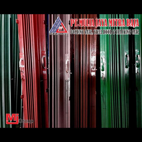 Folding Gate Extra Jumbo Mulia Jaya