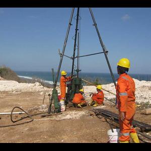 Ground Check Drilling 12 By Sinar Perkasa Lestari (GroundCheck Drilling)