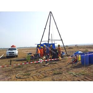 Pengeboran Geoteknik / Test Kekuatan Tanah By PT  Sinar Perkasa Lestari (GroundCheck Drilling)