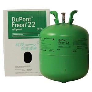 Freon Dupont r22 U.S.A