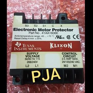 Electronic Motor Protector 41AA1606E
