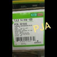 Expansion Valve TJLE 14 HW 100 1