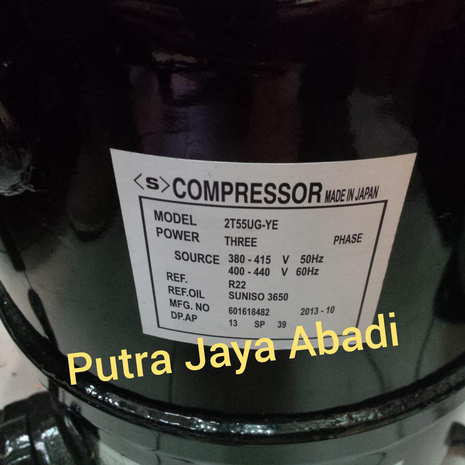Jual Kompresor AC Daikin 2T55UG