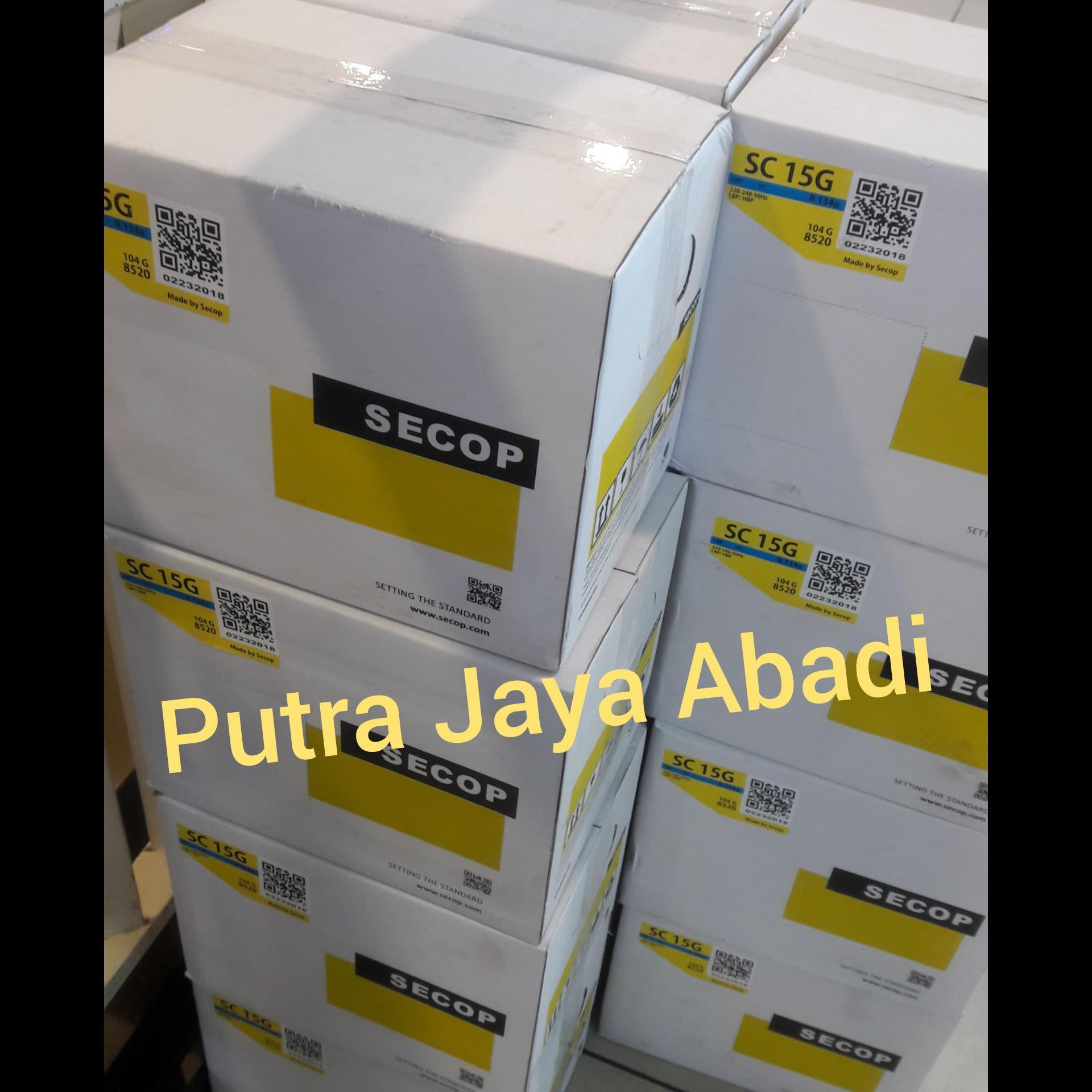 Jual Kompresor Secop 15g Harga Murah Jakarta Oleh Pt Putra