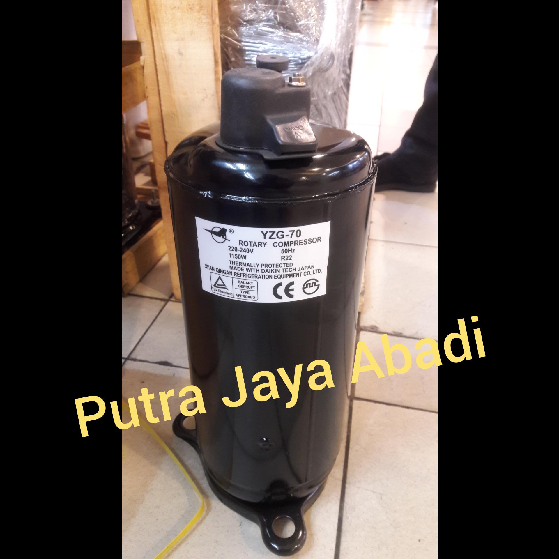 Jual Kompresor AC Daikin YZG 70 Harga Murah Jakarta Oleh