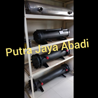 Kompresor AC Tabung Evaporator