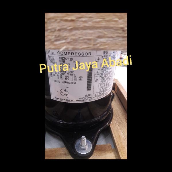 Kompresor AC Daikin JT160BC-YE@K
