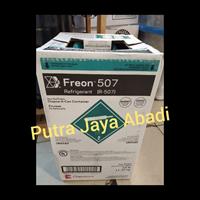 Freon Refrigerant AC Chemours r507