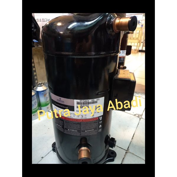 Kompresor AC Copeland ZP154KCE-TFD-455