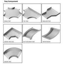 Horizontal Elbow Tray