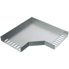 Horizontal Tray Elbow Cover