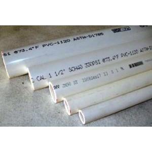Dari  Pipa PVC and CPVC Pipes - SCH 40 & 80 4