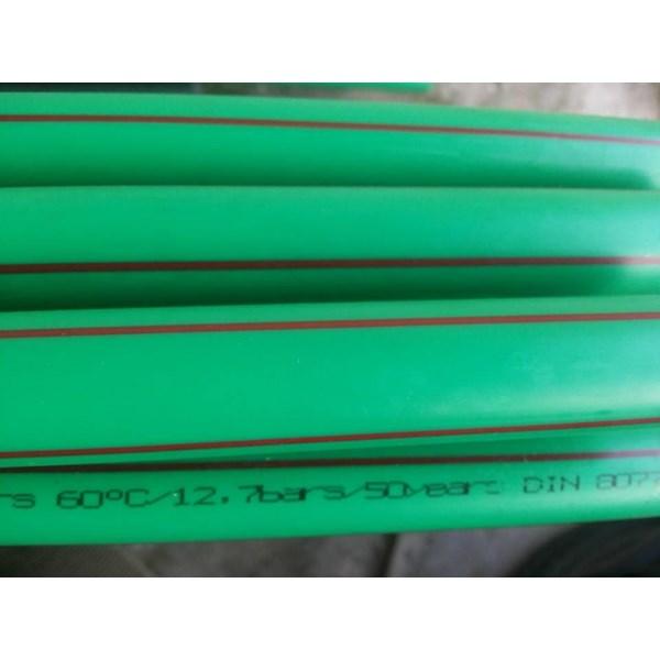 The PRICE PPR PIPES PN 10 WAVIN TIGGRIS