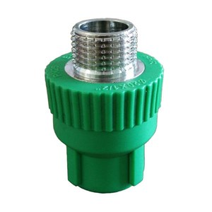 Pipa Ppr Fitting Male Coupling Asialing