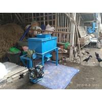 Horizontal Feed Mixer MX200 Capacity 200 kg