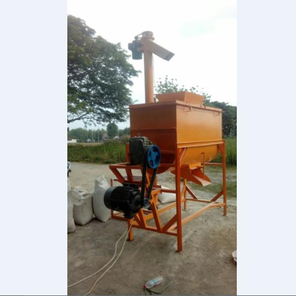 Horizontal Mixer MX500 Kapasitas 500 kg