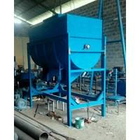 Horizontal Feed Mixer MX1000 Capacity 1 Ton