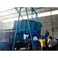 Horizontal Feed Mixer MX2000 Capacity 2 Ton