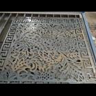 Jasa Mesin Pemotong CNC Plasma Cutting Plat Ornamen Surabaya Mojokerto 2
