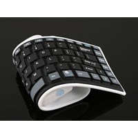 Jual KBBT-002 Bluetooth Flexible Keyboard Mini Foldable 2