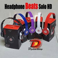 Jual Headphone Beats by Dr.Dre Solo HD [an]