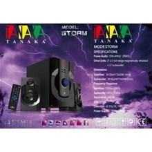 TANAKA STORM (Speaker Subwoofer Speaker 2.1)   [an]