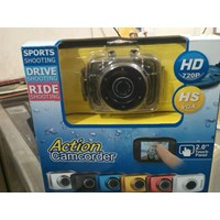 Jual Action Camcorder HD 720p [ML]