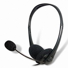 Headset + Mic CD610 (for PC)  [an]
