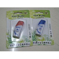 Jual CR-156 CARD READER 4 SLOT SHAMPOO [ML]