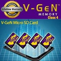 Jual MicroSD VGEN 8GB (Micro SD V-GEN) 100% Original [an]
