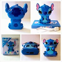 Jual Powerbank Stitch 6000 mah [ML]
