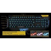 Keyboard Gaming Armaggeddon AK 700i [ML]