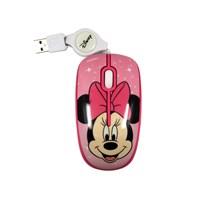 Optical Mouse Retractable DISNEY Magical Minnie Mo