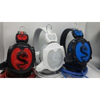 Jual KEENION Gaming Headset KOS-9199 Dragon King [ML]