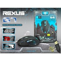 REXUS Gaming Mouse RXM-G7 [ML]