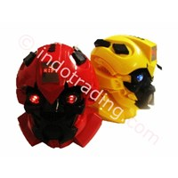 Beli Speaker Portable Rc-206 Bumblebee 4