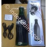 Distributor Speaker Portable An-C6 Botol Cola 3